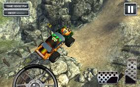 monster truck grave digger games gravedigger 4x4 hill climb 3d android apps on google play