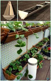 Diy Strawberry Planter by Great Ways To Grow Strawberries