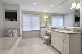 master bathroom vanity with makeup area home vanity decoration