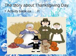 Story About Thanksgiving