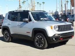 jeep renegade sierra blue 2017 jeep renegade trailhawk tucson az marana oro valley sierra