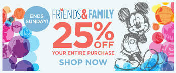 7 things to snag during the disney store friends and family sale
