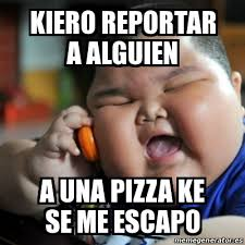 Fat Asian Kid Meme - fat asian kid meme pizza