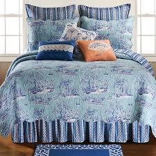 c u0026f home hampstead toile quilt collection u0026 reviews wayfair