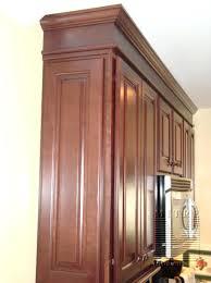 kitchen cabinet crown molding ideas crown moulding ideas for kitchen cabinets truequedigital info