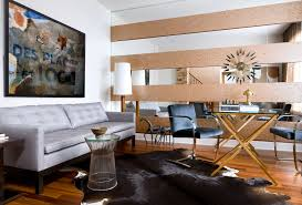 Modern Mirrors For Dining Room by Shocking Wood Metal Mirrors Decorating Ideas Gallery In Living