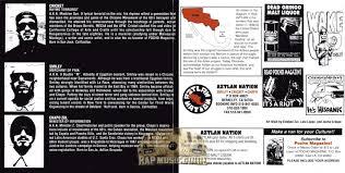 Beaner Aztlan Nation Beaner Go Home Cd Rap Music Guide
