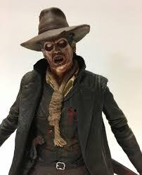 demon outlaw cowboy from hell evil dead gunslinger custom
