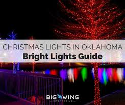 Rhema Christmas Lights Oklahoma Christmas Lights Guide Bright Lights In The Sooner State
