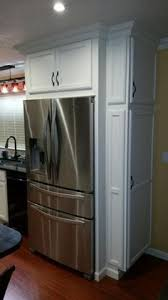 american flooring and cabinets mobile al kitchen cabinets over refrigerator painted glazed refrigerator