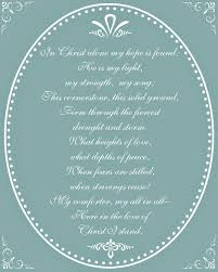 He Is My Comforter In Christ Alone My Hope Is Found Grateful Prayer Thankful Heart