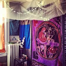 Trippy Room Decor Hippie Diy Room Decor Bohemian Chic Bedroom Stoner Essentials Home