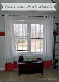 Diy Drapes Window Treatments 95 Best Window Treatments Images On Pinterest Window Treatments