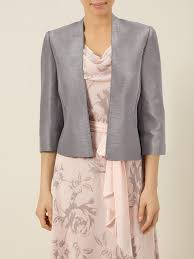 jacque vert lyst jacques vert edge to edge jacket in gray