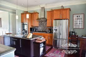 Coastal Kitchen Cabinets Marilynkelvin A Walk Through A Coastal Home