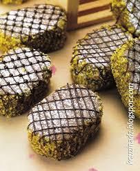 la cuisine alg駻ienne la cuisine algérienne russes aux pistaches et aux amandes 9alb