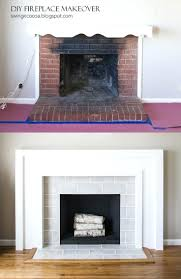 fireplace makeover great post photos step hearth ideas decorating