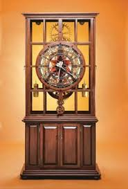 7 Free Wooden Gear Clock Plans by 7 Free Wooden Gear Clock Plans For You Eccentric