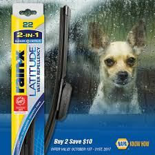 nissan sentra wiper blades rain x outsmart the elements wiper blades windshield treatments