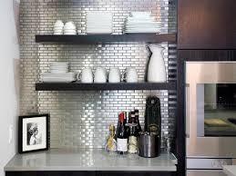 stainless steel tiles for kitchen backsplash stainless steel subway tile backsplash home decor lowes