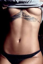 underboob wings tattoo designs tattoo designs for women