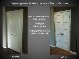 Replace Interior Doors Replacing Interior Doors Without Replacing The Door Jambs We Call