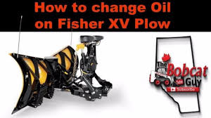 fisher xv2 fluid change youtube