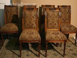 upholstered dining room sets furnitures upholstered dining chairs new upholstered dining room