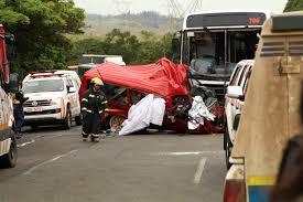 terrifying dash cam footage of fatal taxi crash in kzn kempton