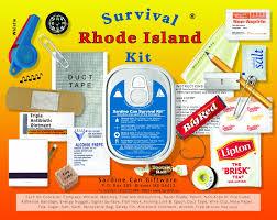 Rhode Island travelers aid images Rhode island survival kit sardine can giftware jpg