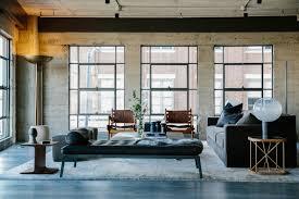 and cozy loft designed by marmol radziner in los angeles