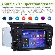 inch 2004 2005 2006 2009 mazda 3 android 7 1 gps navigation car