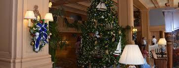 disney resorts at christmas disney world orlando fl