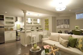 kitchen living room ideas the 6 elements you need for the finished basement