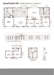 Zia Homes Floor Plans 1996 Oakwood Mobile Home Floor Plans Oakwood Mobile Home Floor