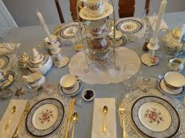 tea table setting crowdbuild for