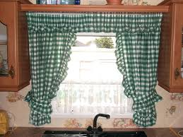 Kitchen Curtain Patterns Kitchen Curtain Diy Coffee Tables How To Make Valances Country For