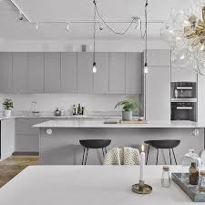 grey kitchen decor ideas i was certain i wanted white but now i m thinking light grey
