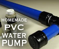 how to make a pvc water air vacuum pump 8 steps with pictures