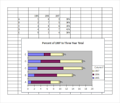 excel chart template u2013 33 free excel documents download free