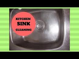 Cleaning Kitchen Sink by How To Clean Your Kitchen Sink U0026 Disposal Naturally With Baking
