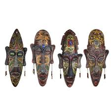 wall masks online shop vintage resin mask wall hanging pendant