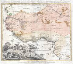 Map West Africa by File 1743 Homann Heirs Map Of West Africa Or Guinea Geographicus