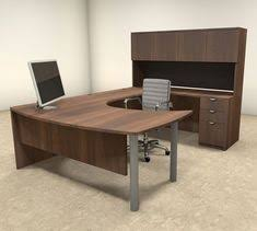 L Shaped Contemporary Desk The Hybrid Industrial Executive Office Desk L Shape