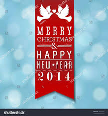 card design santa claus hat festive xmas with merry christmas and