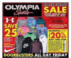 best online black friday deals on thursday olympia sports black friday 2017 ad sales u0026 deals