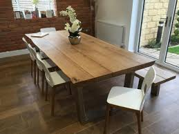 12 Seater Oak Dining Table Price List Brochure 0517 Abacus Tables
