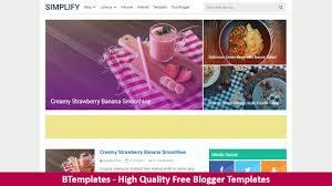 simplify 2 premium version 4 responsive blogger template youtube