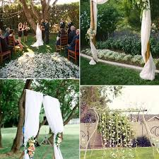 unique backyard wedding ideas good unique backyard wedding ideas