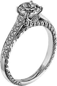 engagement ring engravings vintage collection engraved engagement ring m1216rd10